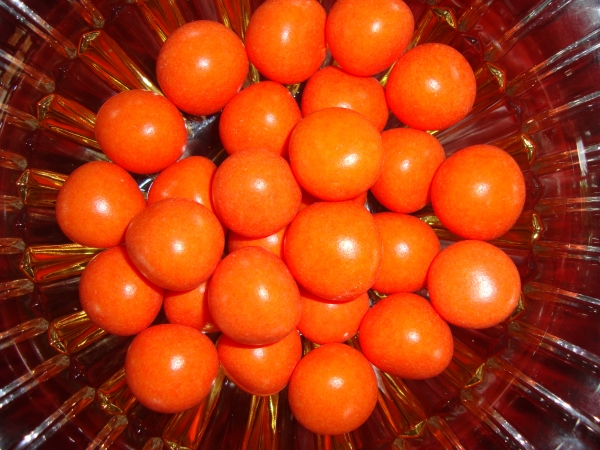 Confetti Sulmona in Fiera - Orangini
