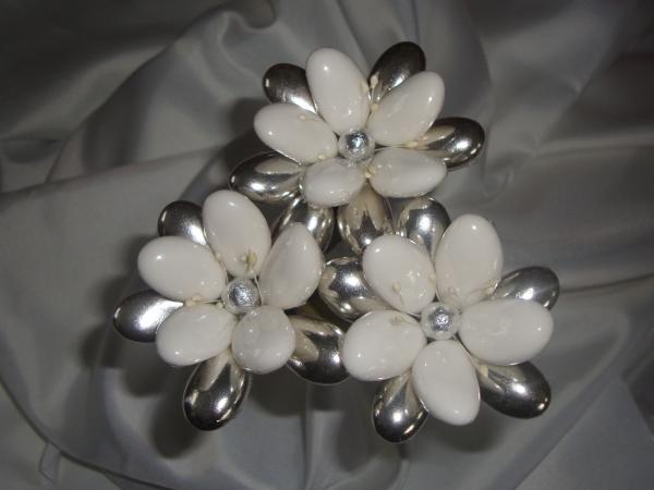 Confetti Sulmona in Fiera - Peonia argento