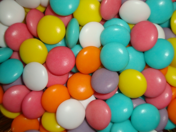 Confetti Sulmona in Fiera - Smarties